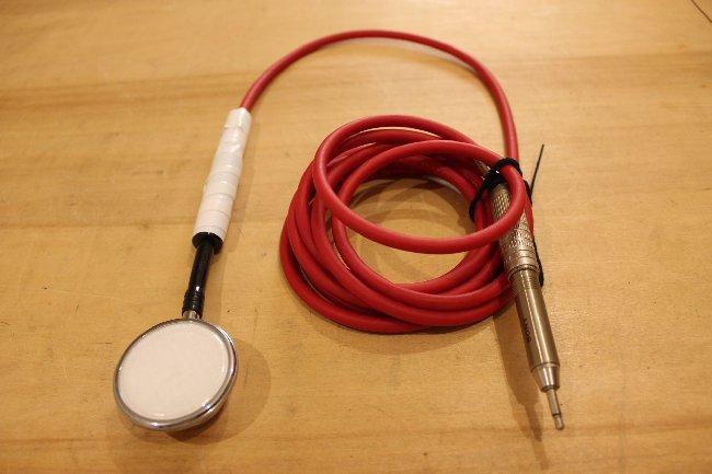 聴診器マイク